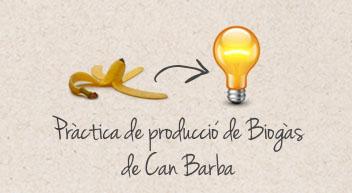practica biogas